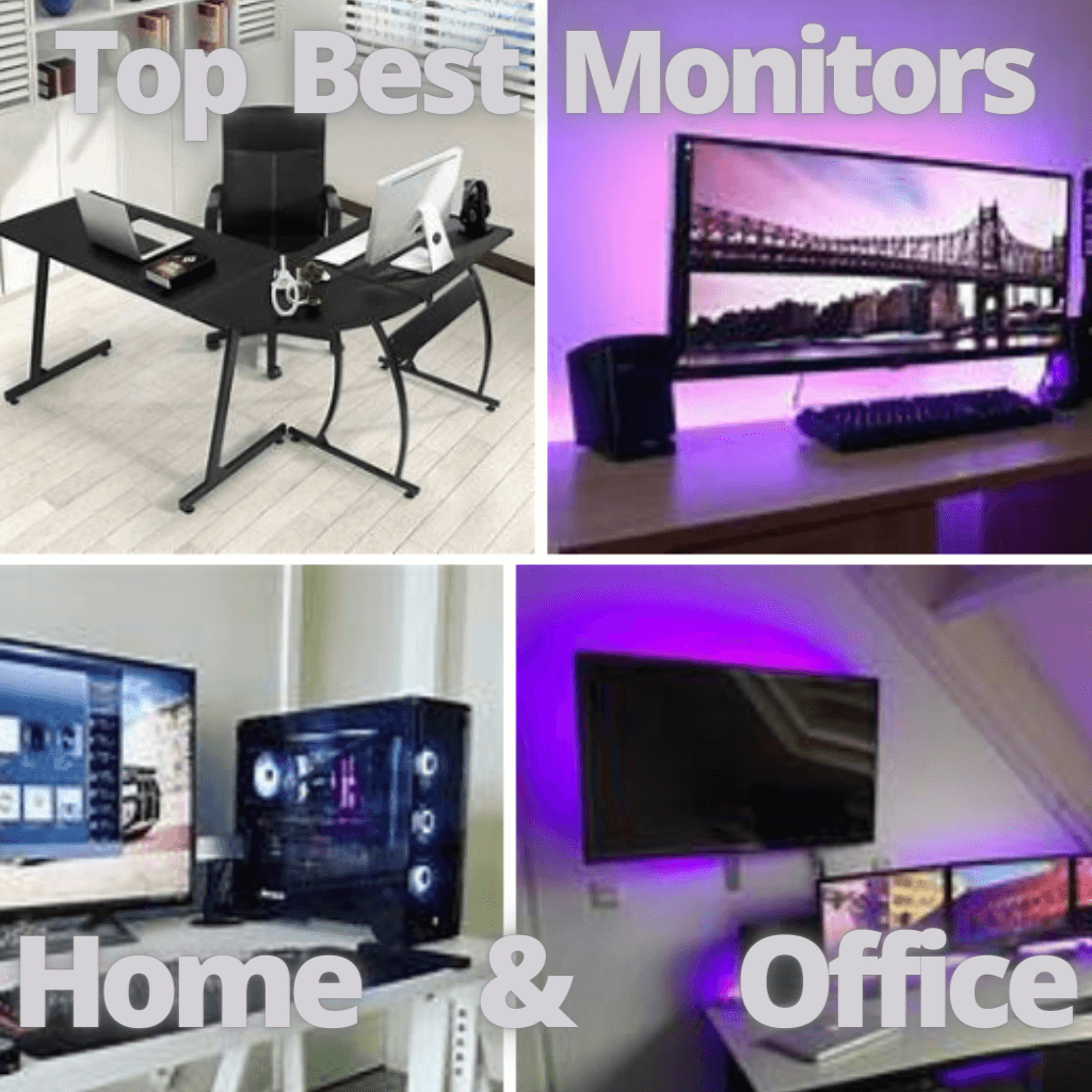 Top 10 Best Computer Monitors for Office & Home